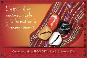 OTF/OADE Conference Logo - Fr