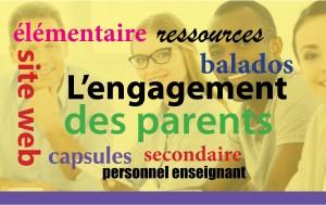 parent engagement button - Fr