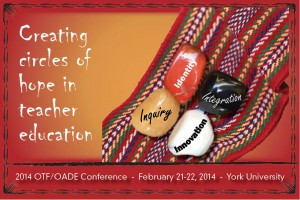 OADE 2014 Conference Logo
