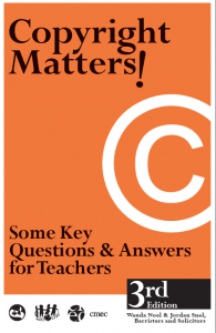 Copyright Matters English Logo