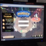 Math Prodigy website