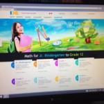 IXL website