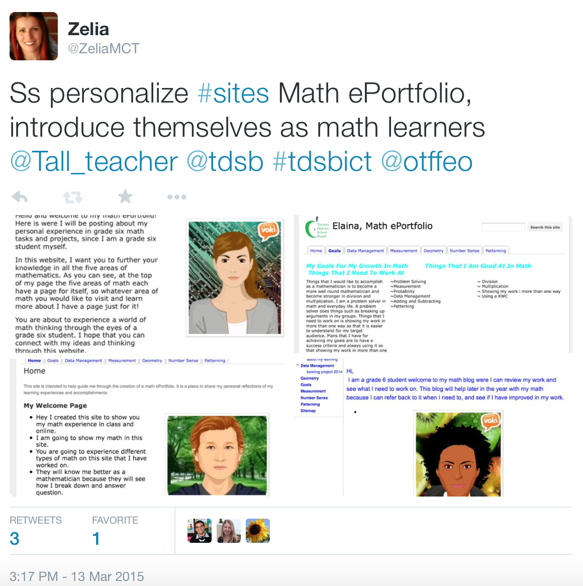 Math Portfolios Using Google Classroom | Ontario Teachers\' Federation