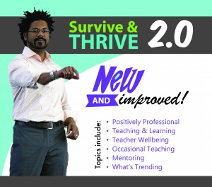 survive and thrive flyer