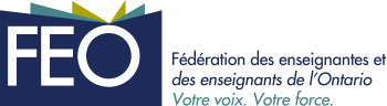 OTF/FEO Logo French